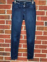 Ann Taylor LOFT Denim Skinny Legging Blue Jeans Size 25 Pants
