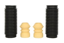 Rear Shock Absorber Bump Stops Dust Covers Boots For BMW X5 E53 (2000-2006)