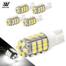 4X T10 192 6000K Xenon White 42LED Backup Reverse Light Bulbs
