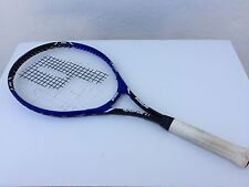 Prince Oversize Play+Stay 27 Blue&Black Tennis Racquet