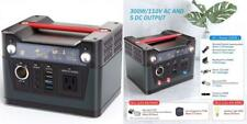 Rockpals 300W Portable Generator Lithium Power Station, 280Wh Cpap.