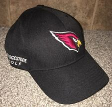 Bridgestone Golf 47 Cardinals Black Hat