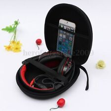 Headphone Headsets Earphone Case Bag Cover for Sony Sennheiser HD201 HD202 HD380