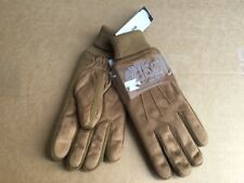 NWT Men's Isotoner 3M Thinsulate Platinum Brushed Microfiber Gloves Light Brown