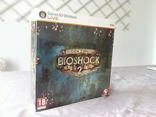 BIOSHOCK 2 COLLECTOR´S EDITIONS RARE, LIMITED SPAIN VERSION