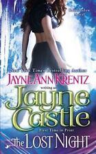 The Lost Night by Jayne Castle 2012 Futuristic World of Harmony Rainshadow NEW