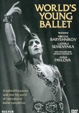 World's Young Ballet [New DVD] Black & White, Dolby