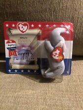 Ty Teenie Beanie Baby Plush Righty Elephant McDonalds Stuffed Animal Toy New
