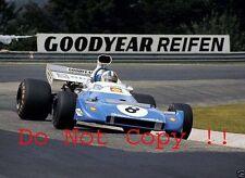Chris Amon Matra MS120D German Grand Prix 1972 Photograph