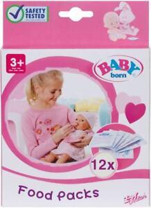 Zapf BABY born® Nahrung, ab 3 Jahren, mehrfarbig