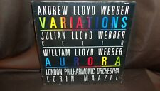VARIATIONS andrew lloyd weber ost SEALED LP