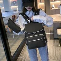 Waterproof Diaper Bag USB Charging Large Capacity Mummy Nursing Backpack Square