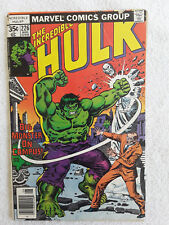 The Incredible Hulk #226 (Aug 1978, Marvel) Newsstand VG+