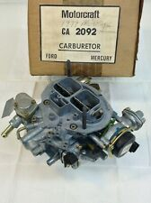 NOS HOLLEY 6500C CARBURETOR R8787 1979 FORD PINTO MERCURY BOBCAT 2.3L ENGINE