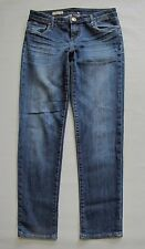 Kut From The Kloth Boyfriend Jeans 4 Catherine Medium Blue Straight Leg Denim