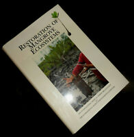 Restoration of Mangrove Ecosystems Colin Field (Editor) | B/New HB, 1996