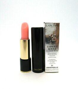 Lancome L'absolu Rouge La Base Rosy Lip Care ~ 01 Universelle ~ 0.12 oz ~ BNIB