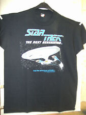 Vintage t-shirt: Star Trek ng USS Enterprise ncc-1701d (XL) (Estados Unidos, 1991)