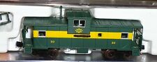 N scale Atlas  EV Caboose  Rutland Railroad #50  DC  30409  As Is