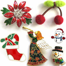 Handmade Alloy Costume Brooches & Pins