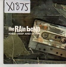 (CN482) The Rain Band, Knee Deep And Down - 2003 DJ CD