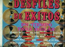 DESFILE DE EXITOS  - EN TIEMPO PARA BAILAR