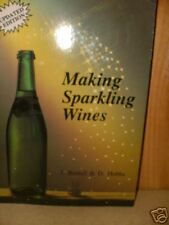"""New Book"""" Making Sparkling Wines"""" Home wine making brew"""