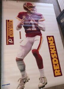 Alex Smith Washington Redskins Fathead W30XL78