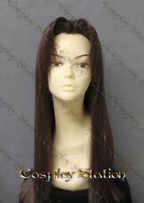 Dynasty Warriors 3 Zhou Yu Custom Made Cosplay Wig_commission961