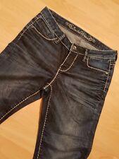 Tolle Jeans dicke Nähte Soccx Romy 27/34 sehr schön wie Neu 36 38