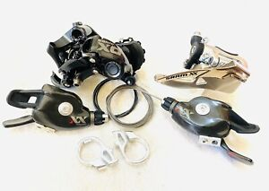 SRAM XX/XO 2X10  Speed mini Groupset  - Nice