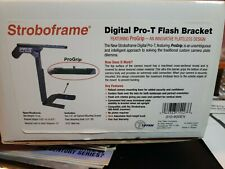 Stroboframe Pro-T Flip Flash Bracket Digital Canon Nikon Sony