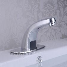 Hands Free Automatic Sensor Control Faucet Bathroom Basin Sink Faucet Tap A710