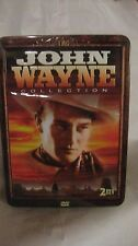TMG John Wayne Collection 2 DVD Video Set In Collector's Tin From Timeless dvd23