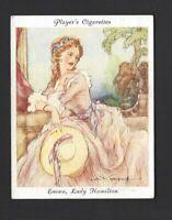 PLAYER - FAMOUS BEAUTIES - #23 EMMA, LADY HAMILTON