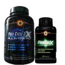 Protex Cycle Support & Post Cycle 3X (PCT) by Vital Labs, COMBO DEAL