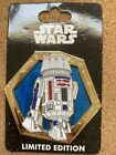 Disney D23 2017 Expo WDI Star Wars Droids R5-D4 A New Hope Pin LE 300 On Card