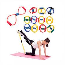 Fitness Equipment Elastic Resistance Bands Tube Workout Exercise Bands Fr Yog.UK