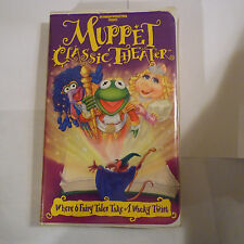 muppet classic theatre vhs 1994   eBay The Muppet Movie Vhs 1994