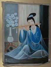 Excellent Chinese Scroll Painting  By Lin Fengmian P151 林风眠