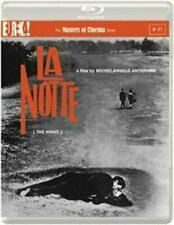 La NOTTE 5060000700978 With Jeanne Moreau Blu-ray Region B