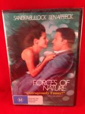 BRAND NEW - FORCES OF NATURE - Ben Affleck - Region 4 DVD Movie AUS