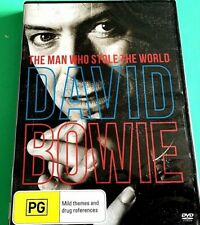 David Bowie - The Man Who Stole The World - Region 4 - New DVD