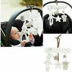 Newborn Infant Baby Pram Handbell Bed Stroller Soft Hanging Toy Animal Rattles^^