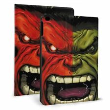 Incredible Compound Hulk Auto Wake/Sleep Smart Stand Case for iPad Air 1/2/3 7th