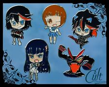 Kill la Kill metal & enamel pins / pin badge buy 1 or set of 5