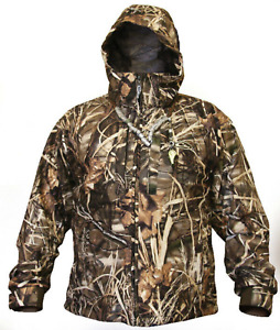 Drake Waterfowl Youth LST Insulated Coat Size 10 Windproof, Waterproof,Insulated