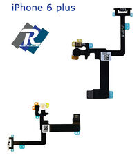 FLEX FLAT TASTO ACCENSIONE PULSANTE ON OFF + FLASH APPLE iPhone 6 Plus