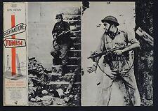 FOTOBUSTA 3, DESTINAZIONE TUNISI Steel Bayonet LEO GENN, CARRERAS WAR POSTER