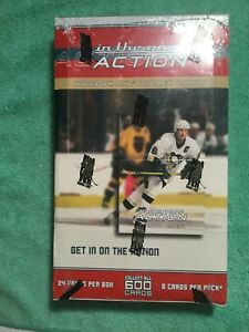 2003/04 IN THE GAME NHL FACTORY SEALED HOBBY BOX